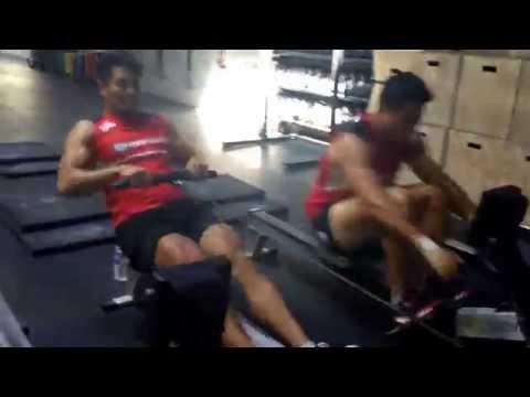 High Intensity Fitness: Backs