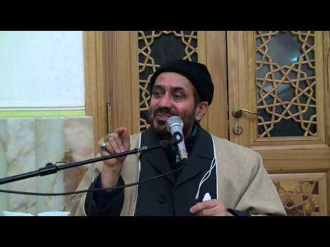 Pure Ziyarat without shopping By Molana Syed Jan Ali Kazmi Ashraye Masomiya 2014 Qum Urdu