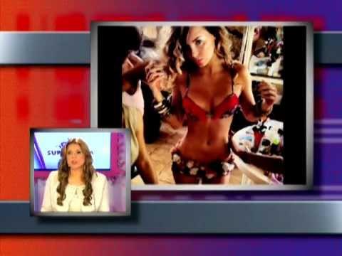 Famosas antes y después de adelgazar / Celebrities before and after losing weight