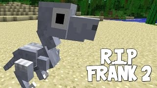 watch the youtube video Minecraft - Attack Of The B Team - R.I.P Skelly Frank 2! [53]