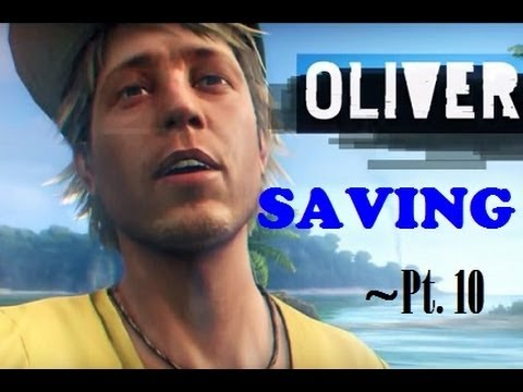 Far Cry 3 | komentovan lets play | SK |~ Pt.10-Zchrann opercia:Oliver!!!