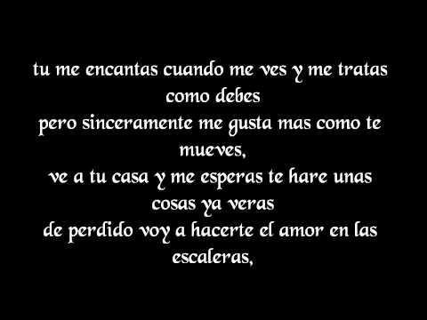 Mc Davo - Ella es una Amenaza [Letra] 2012