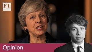 May's Brexit deal 'neither good nor bad' - FINANCIALTIMESVIDEOS