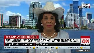 Rep. Wilson: Trump didn't know slain soldier's name - CNN