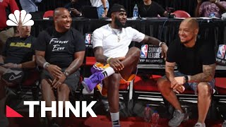 What Lebron James' Salary Says About The Value Of Labor In America | Think | NBC News - NBCNEWS