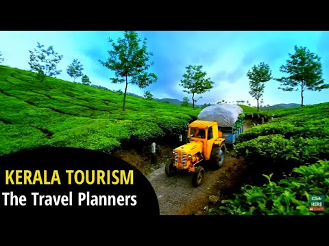 Kerala Tourism - The Travel Planners