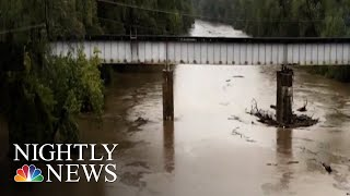 Fears Of Major Flooding In Aftermath Of Florence | NBC Nightly News - NBCNEWS
