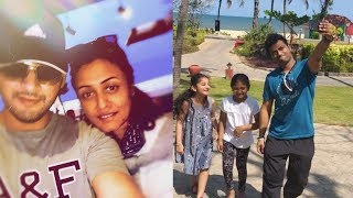 Mahesh Babu Daughter Sitara Cute Momements With DSP Latest Photos - RAJSHRITELUGU
