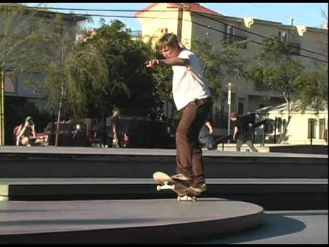 360 p flip 50.50. to manual to shov p flip out  by nate sherwood