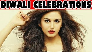 Huma Qureshi celebrates Diwali with zoOm! - EXCLUSIVE