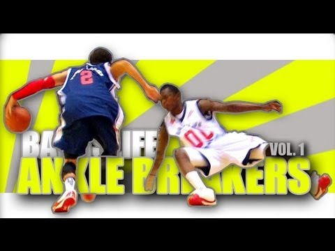 Ballislife Ankle Breakers Vol. 1!! NASTIEST Handles, Crossovers & Ankle Breaks Since 2006!!!