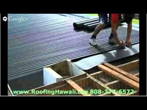 Metal Roofing Materials Hawaii Call Today  808-377-6572 Metal Roofing Materials Hawaii