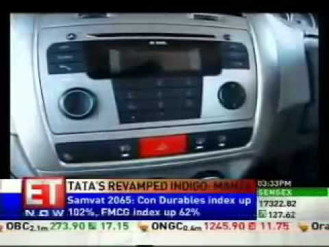 Tata Manza reviewed by Zigwheels on ET Now