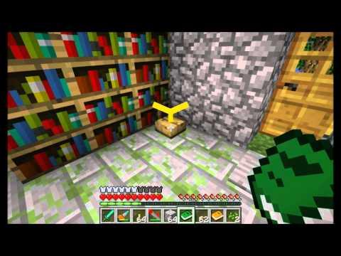 Minecraft Redstone Tutorial Handelssystem Trading Wöchentliche - Minecraft tutorial spielen