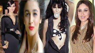 Alia Bhatt, Sonam Kapoor, Jaqueline Fernandez and Kareena Kapoor Khan's STYLE QUOTIENT