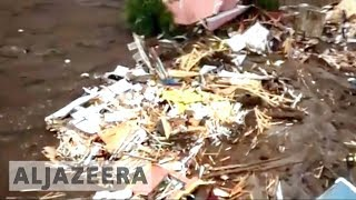 Chile: Massive landslide destroys village, kills five at least - ALJAZEERAENGLISH