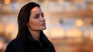 """للمرة الثانية.. السرطان يصيب أنجلينا جولي في """"المبيض"""""""