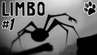 LIMBO. Прохождение #1. Догони меня паук...