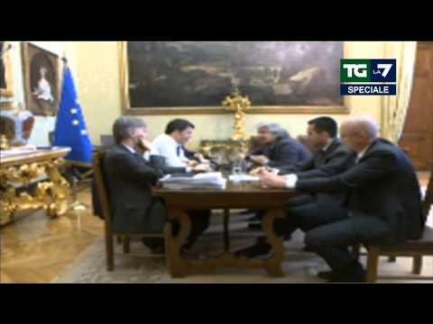 Video: Il confronto-scontro fra Renzi e Grillo: il testo dei nove minuti