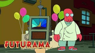 FUTURAMA | Season 5, Episode 15: Robbing Bender | SYFY - SYFY