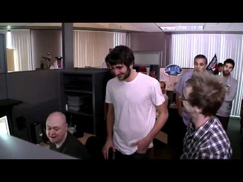 NBA LIVE 13: Kyrie Irving and Ricky Rubio Visit EA SPORTS