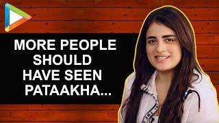Radhika Madan Interview Part 1 - HUNGAMA