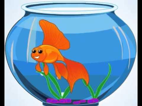 Fish - Animated English Nursery Rhyme