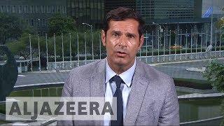 UN Venezuelan diplomat breaks with Maduro government - ALJAZEERAENGLISH