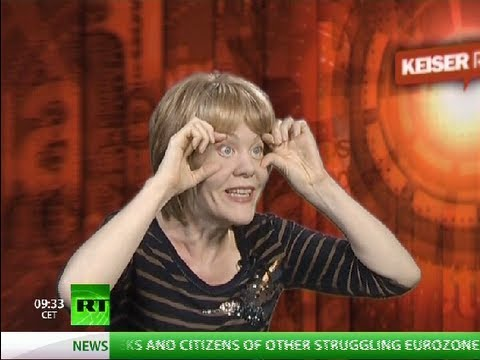Keiser Report: Bankers Going Ultra-Violent (E310)