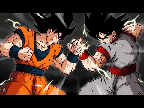 Goku vs. Evil Goku -01hdeGnn4Q4