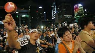 'Darkest Day' for Hong Kong's Democratic Movement - WSJDIGITALNETWORK