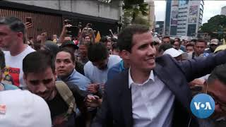 Neighbors Mull Ways to Get Aid Into Venezuela - VOAVIDEO