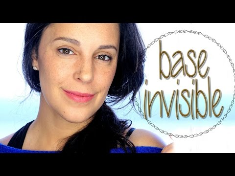 Tutorial maquillaje base invisible l Silvia Quiros
