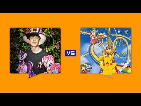 Bronies Vs Pokemon: Who Gets Bragging Rights - Pokemon or Bronies?