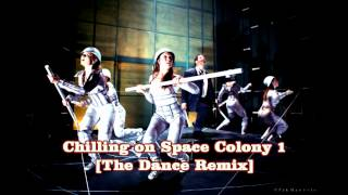 Royalty Free Downtempo Techno Dance Electro House End: Chilling on Space Colony 1 [the Dance Remix]