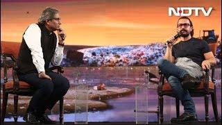 #NDTVYuva – जल संरक्षण के लिए सभी वर्ग को एक साथ लाना बड़ी चुनौती थी: आमिर खान - NDTVINDIA