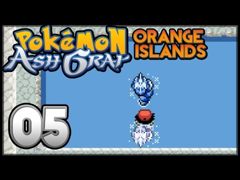 Pokémon Ash Gray - The Orange Islands - Episode 5