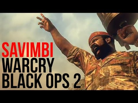 BEST SAVIMBI WARCRY: BLACK OPS 2