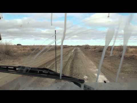 Misadventure 4WD - Birdsville Inside Track Part 2