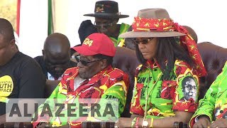Campaigning begins for 2018 Zimbabwe elections - ALJAZEERAENGLISH