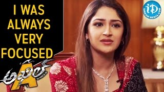 I Was Always Very Focused - Sayyeshaa Saigal || Talking Movies With iDream - IDREAMMOVIES