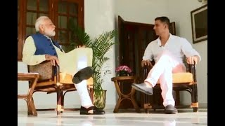 Live TV - Akshay Kumar Interviews PM Narendra Modi; Lok Sabha Election 2019 - NEWSXLIVE