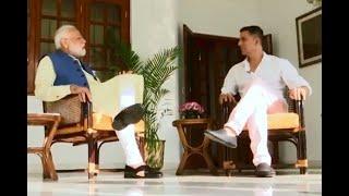 Live TV - Akshay Kumar Interviews PM Narendra Modi; Lok Sabha Election 2019 - NEWSXLIVE