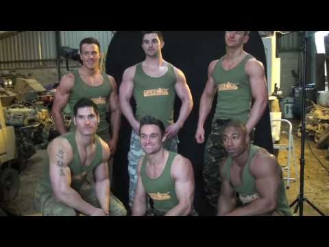 TEAM GRENADE MILITARY WORKOUT - SHORT PROMO