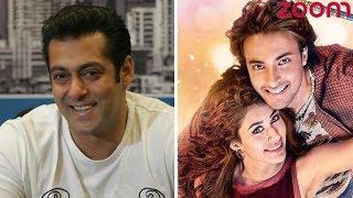 Salman Skips London Schedule Of Aayush Sharma's 'Loveratri' | Bollywood News - ZOOMDEKHO