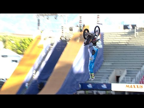 Nitro World Games Best Moments -  Andy Bell & Cameron Steele