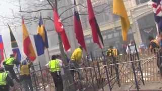 بالفيديو .. تفجيرات ماراثون بوسطن (تسلسل زمني)