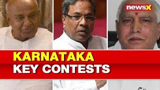 Lok Sabha Elections 2019, 2nd Phase: Key contest for Congress-JDS coalition in Karnataka - NEWSXLIVE