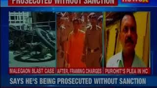 SC asks Bombay HC to hear Purohit's plea on sanction to prosecute - NEWSXLIVE