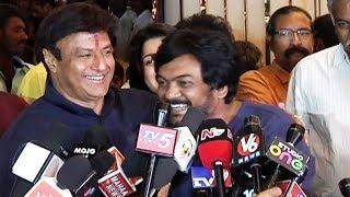 Celebs At NTR Mahanayakudu Movie Premier Show At AMB Cinemas   TFPC - TFPC